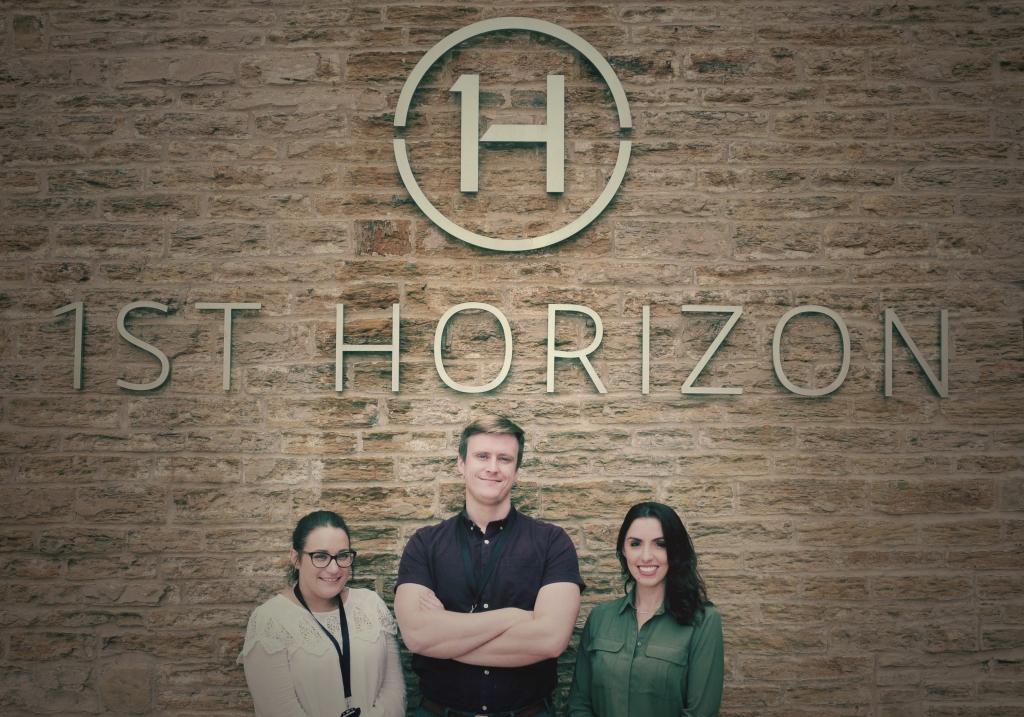 1st Horizon back office team